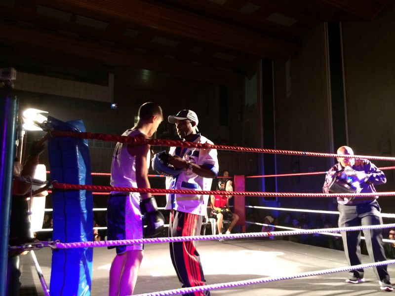 Fight Night in Sea Point for the Maxim Kids – July 2014